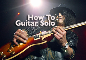 how to guitar solo lead guitar