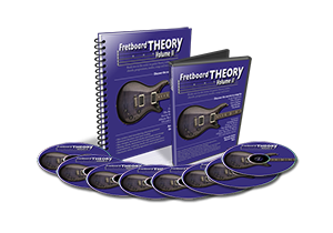 Fretboard Theory Volume II Bundle
