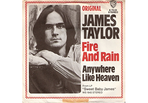fire and rain tab pdf