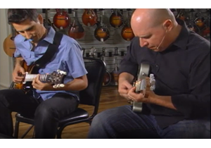 Live Guitar Lessons with Steve Krenz and Desi Serna