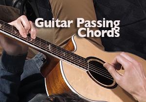 guitar passing chords 300x210