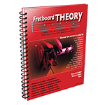 Fretboard Theory 1 E-book