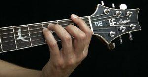 guitar barre chord