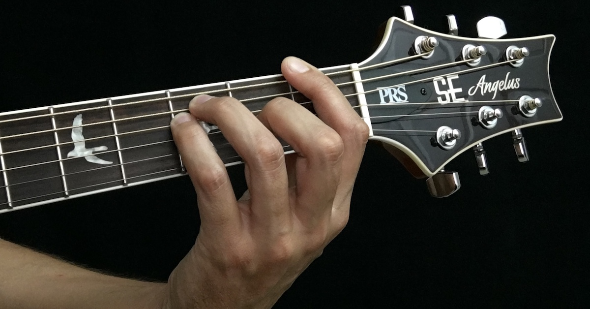 How To Make Guitar Barre Chords Easier To Play Guitar Music Theory