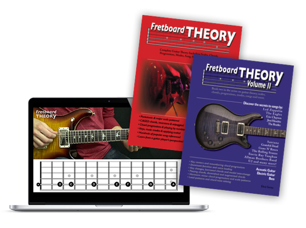 guitar theory lessons
