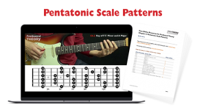 Pentatonic Scale Patterns | Fretboard Theory Ch. 2
