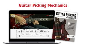 Guitar Picking Mechanics | Guitar Music Theory