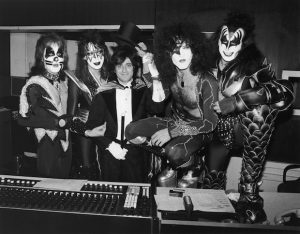 Kiss ace frehley paul stanley music theory training