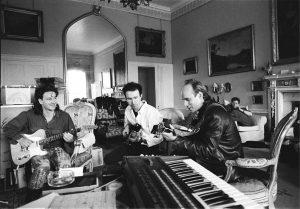 U2 The Edge music theory training