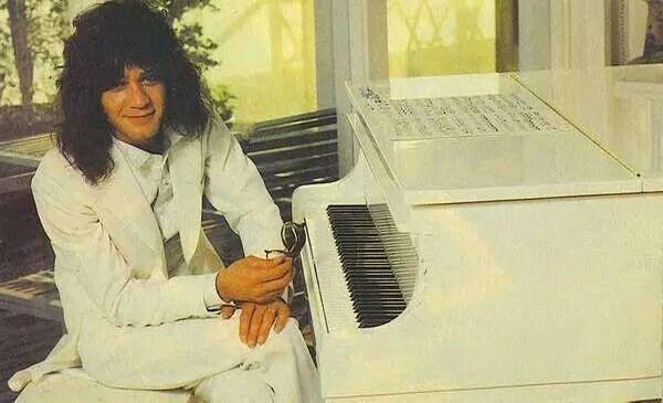 eddie van halen music theory piano