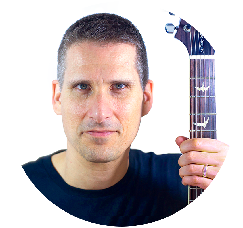 Free Guitar Tab | Guitar Music Theory by Desi Serna