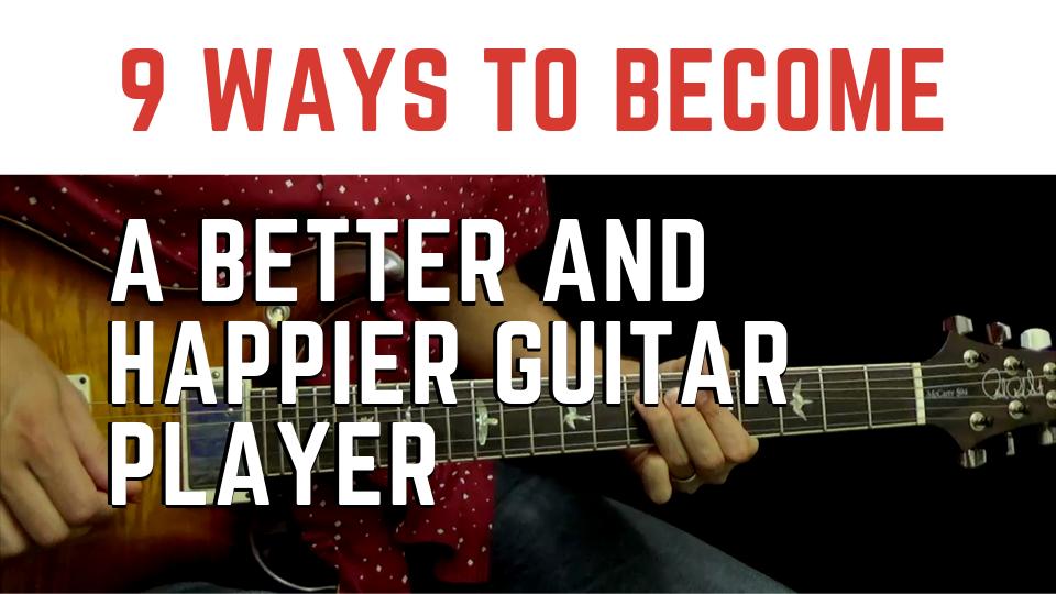 Become a Better Guitar Player